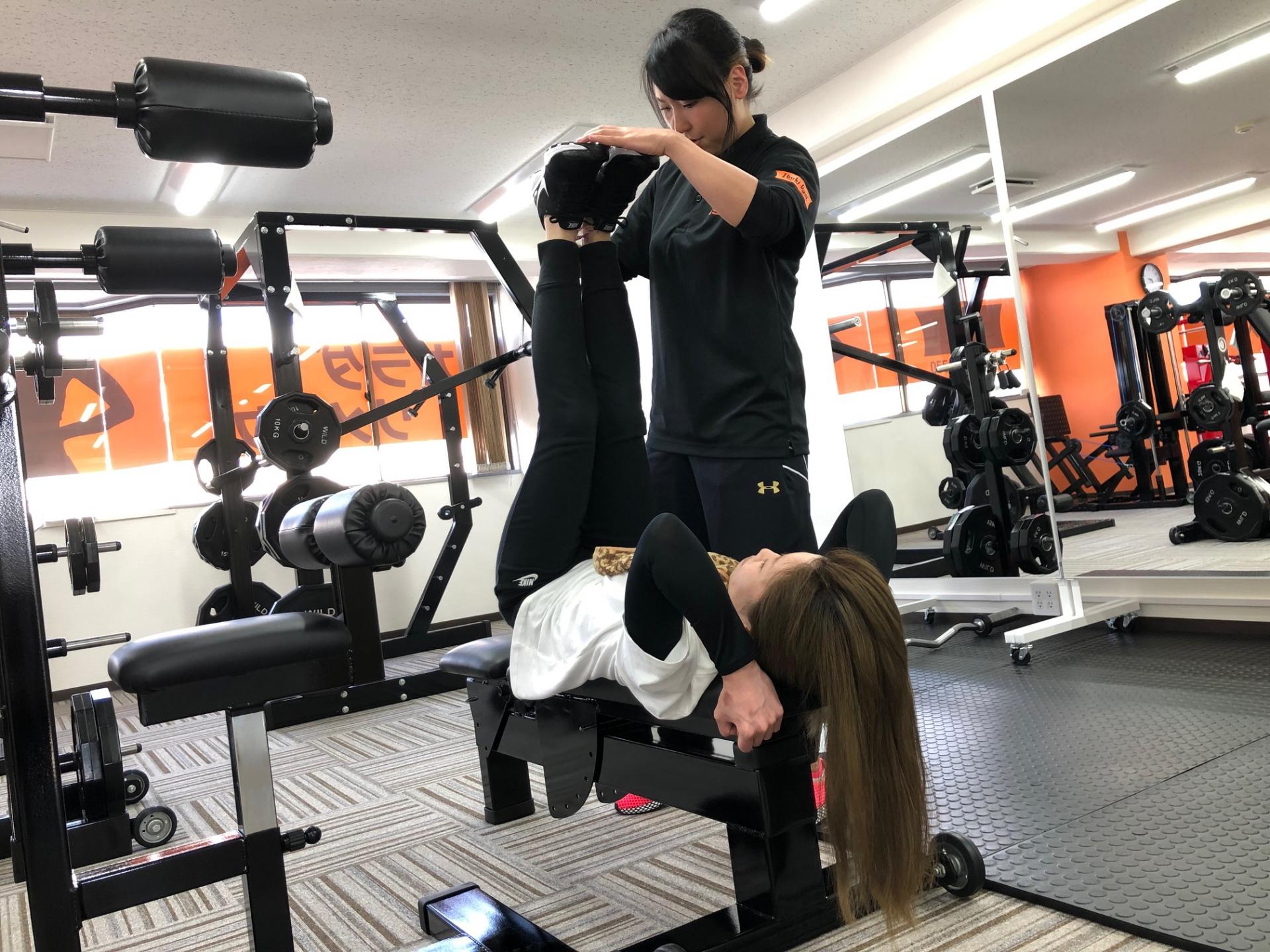 女性も安心トレーニングジム